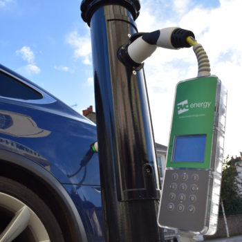 Kensington and Chelsea Council, OVO and ubitricity join forces to expand EV charging network