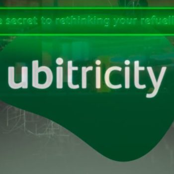 ubitricity video: electricity is everywhere