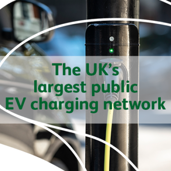 ubitricity becomes the UK's largest Public EV charging network